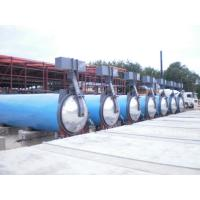China Pneumatic Industrial Autoclaves Pressure For Wood / Brick / Rubber / Food , Φ1.65 m wholesale