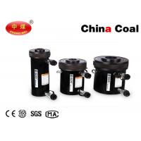 China 30ton RRH series double acting hollow plunger hydraulic jacks  for construction with low price and high qualiaty on sale