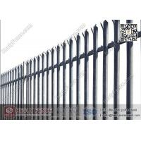 """China 1.8x2.75m """"W"""" and """"D"""" section pale Palisade Fence 
