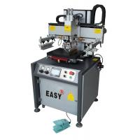 China Flat Bed Screen Printing Machine on sale