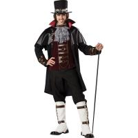 China 2016 costumes wholesale high quality fancy dress carnival sexy costumes for halloween party Steampunk Vampire on sale