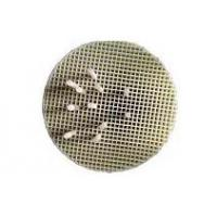 China Round Honeycomb Firing Tray Dental Lab Instruments Diameter 80 mm wholesale