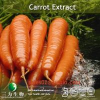 Buy cheap Carrot Root Powder Extract from wholesalers