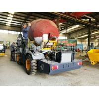 China High quality high efficiency electric self-loading cement truck for sale korea concrete mixer truck on sale
