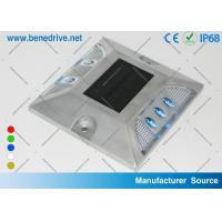 China CE Approved Traffic Delineator Post Solar LED Road Markers Light With Ni-Mh Battery Storage wholesale