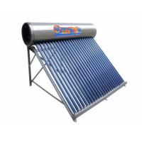China Compact Thermosyphon Solar Water Heater , Circulating Unpressure wholesale
