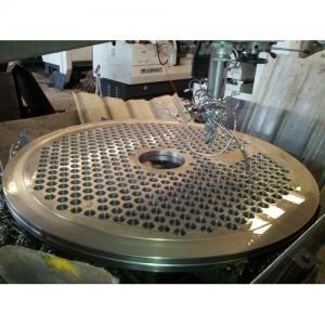 Quality Hardened Carbon Steel Disc Forgings EN DIN , Titanium Forging Stainless Steel for sale