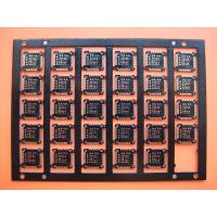 China 4 Layer Camera Module FR4 PCB Multilayer Circuit Board with Half Hole Plate 0.5Oz - 6.0 Oz wholesale