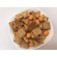 China Chilli Flavour Healthy Snack Mix Rice Crackers Coated Peanuts Mix RCM5A Snack Food wholesale