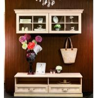 China Wall Mounted Wooden TV Cabinets E1 grade MDF panel moisture-proof on sale