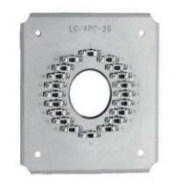 China Fiber Optic patchcord Polishing Fixture / Polishing Jig -LC/APC-20 wholesale