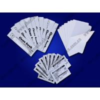 Buy cheap Re-transfer printer Cleaning Kit with large adhesive cleaning Card from wholesalers
