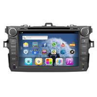 Buy cheap 2-Din 8 inch Car Multimedia for Toyota Collora from wholesalers