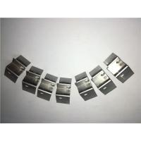 Aluminum Bend Heat Sink Sheet Metal Bending Dies Forstamping Led Light Parts