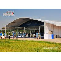 China Large Arcum Aluminum Wedding Event Party Tent for 1,000 People High strength wholesale