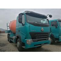 China Large Capacity Concrete Mixer Truck For Construction Site SINOTRUK HOWO A7 wholesale