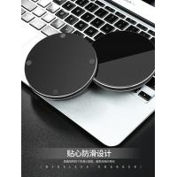 Buy cheap 7.5W / 10W Wireless Cell Phone Charger Samsung / Iphone Charging Pad CE / RoHS from wholesalers
