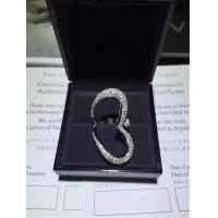 Quality Piaget full diamonds love ring 18kt gold with white gold or yellow gold for sale