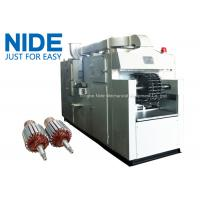 China Compact design Trickle Impregnating Machine For small motor armatures wholesale
