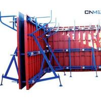 China Single - Side Climbing Formwork With Economical And Safe Anchoring System wholesale