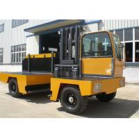 China 3 Meter Mast Side Loader Forklift For Long Shape Cargo , Material Handling Equipment wholesale