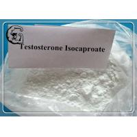China Test Testosterone Isocaproate Steroid Male Anabolic Hormones White Powder wholesale