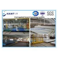 China Corrugated Parent Board / Roll Handling Equipment Wooden Case Package CE Certification wholesale