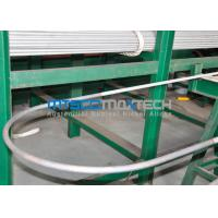 China Stainless Steel Heat Exchanger Tube TP304 / 304L , U Bend Cold Drawn Tube wholesale