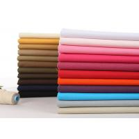 China 16OZ Heavy Cotton Canvas Suitable For Shoes Excellence Color Fastness wholesale