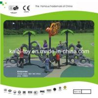 China Children Favourite Outdoor Fitness Equipment (KQ10166A) wholesale