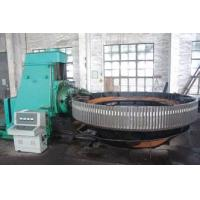 Quality CNC AC servo motor Gear Hobbing Machine with two - axis linkage for factory for sale