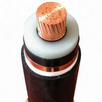 China Copper Conductor PVC-insulated A (B,C) Anti-burning Power Cable wholesale