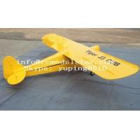 "Quality Piper J3 30cc 92"" Rc airplane model, remote control plane for sale"