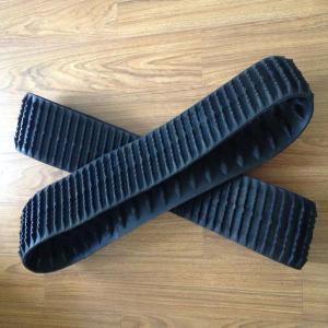 Popular Rubber Crawler for Robot/Sonowblower/Snowmobile/Wheelchair (136*45*41)