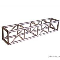 China Customized Portable Middle Sharp Aluminum Square Truss Spigot For Stage Dj Stand wholesale