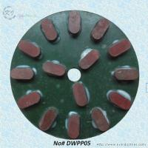 China Resin Polishing Plate for Wet Polishing Granite and Marble wholesale