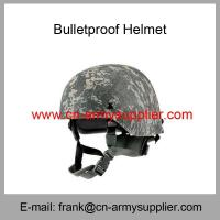 Wholesale Wholesale Cheap China NIJ IIIA Aramid MICH Police Ballistic Helmet from china suppliers