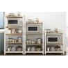 Buy cheap Kitchen storage rack, multi-layer bowl rack, seasoning shelf from wholesalers