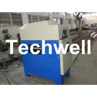China Custom Automatic Downpipe Elbow Machine / Down Pipe Roll Forming Machine wholesale