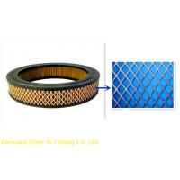 China ASTM Standard Square Expanded Metal Mesh With PVC Dipping Powder Coating wholesale