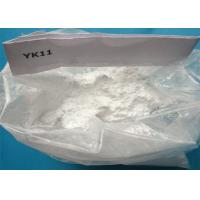 China Anabolic SARM Steroids Powder Yk-11 Yk11 for Muscle Growth CAS 431579-34-9 wholesale