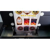 China 110V Auto Sheet Fed Label Digital Cutter for Short Run Paper Adhesive wholesale