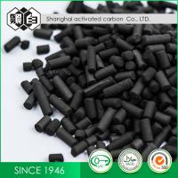 China Good Mechanical Strength Granulated Activated Carbon 800 - 1100 Mg/G Lodine Value wholesale