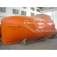 China IACS Approved 32 Persons Free Fall Life Boat wholesale