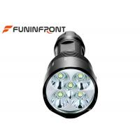 Buy cheap 5LEDs CREE XML T6 300 Meters High Range Torch for Outdoor Bicycle Light from wholesalers