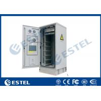 China Equipment Telecom Cabinets Outdoor , IP55 32U 19 Inch Rack Enclosures Double Wall wholesale