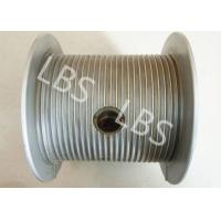 China Custom Steel Spooling Device Lebus Grooved Drum For Crane Winch wholesale