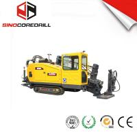 China 20Tons horizontal drilling drilling rig for sale with Cummins 6BTA5.9-C150 power engine wholesale