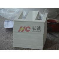 China White Reinforcement Sheet / White Laminate Sheets High Flexural Strength wholesale
