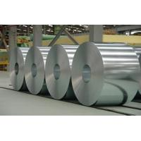 China Hot Dipped Galvalume Steel Coil / Strip Aluminum Zinc Alloy Coated Steel wholesale
